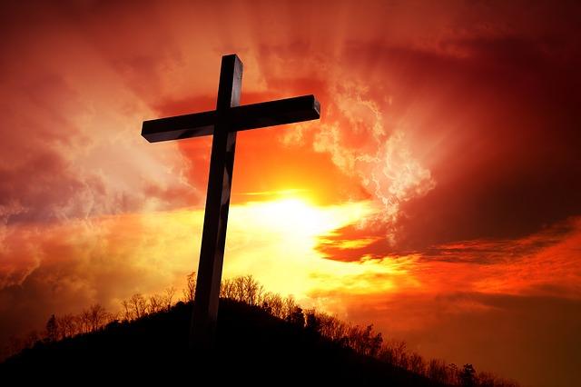 MIKSI KAIKKI SAADAAN JEESUKSEN VEREN (RISTIN KÄRSIMYSTEN) KAUTTA ?